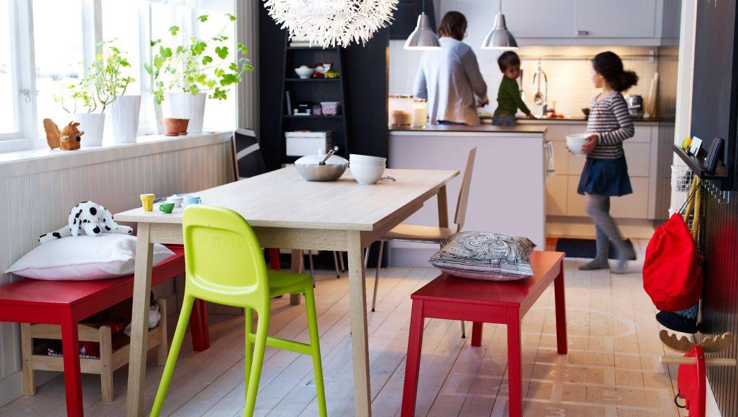IKEA kitchen IKEA CHAIR KIDS Pinterest Kinderhochstuhl, Ikea - wohn essbereich ikea