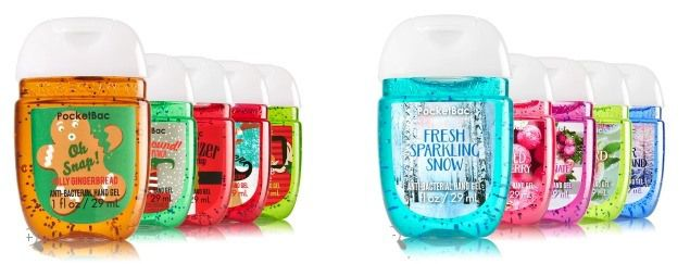 Bath Body Works Free Shipping W 10 Order Hand Sanitizers