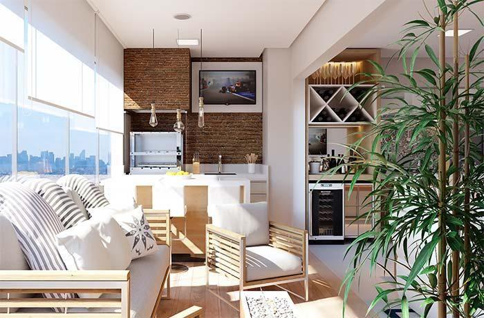 Gourmet balkon inspirierende moderne design ideen zuhause
