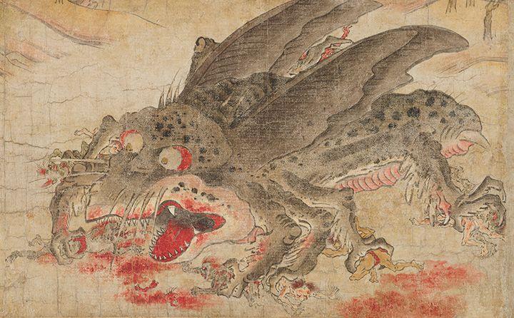 4千年の妖怪表現を辿る 大妖怪展 土偶から妖怪ウォッチまで 土偶 アートのアイデア 縄文