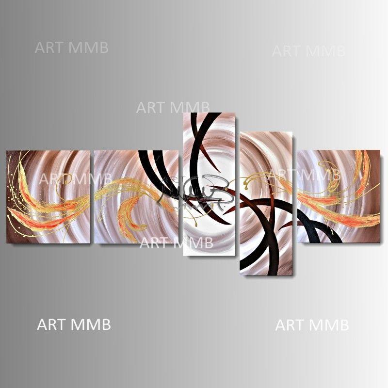 Produzione quadri moderni astratti 100 dipinti a mano for Dipingere quadri moderni
