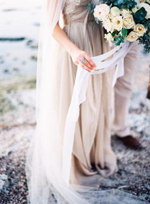 Breathtaking Seaside Wedding Inspiration