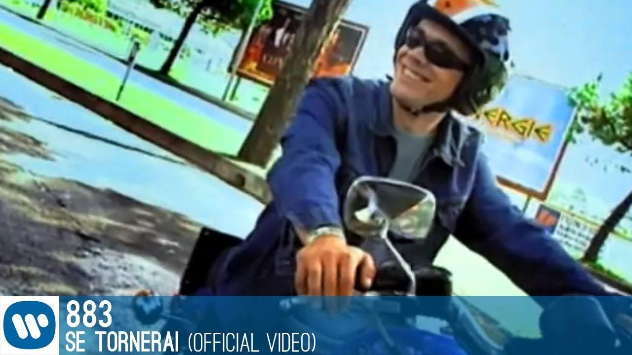 883 - Se tornerai (videoclip)