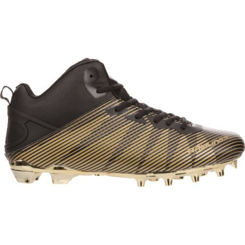 Rawlings Men S Syndicate Mid Football Cleats Academy Football Cleats Mens Football Cleats Football Shoes