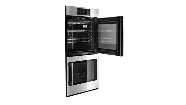 The New Bosch Double Wall Oven Can Be Installed