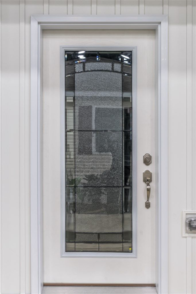 ... Elegant 2 Panel Entry Door