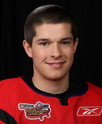 Matt Puempel  24th Overall by Ottawa Senators  0 GP in NHL