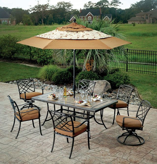 Agio Willowbrook Patio Furniture.Willowbrook Dining Outdoor Living Agio Patio Furniture Poolside