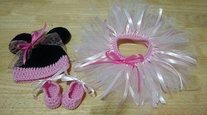 Ballerina Minnie set