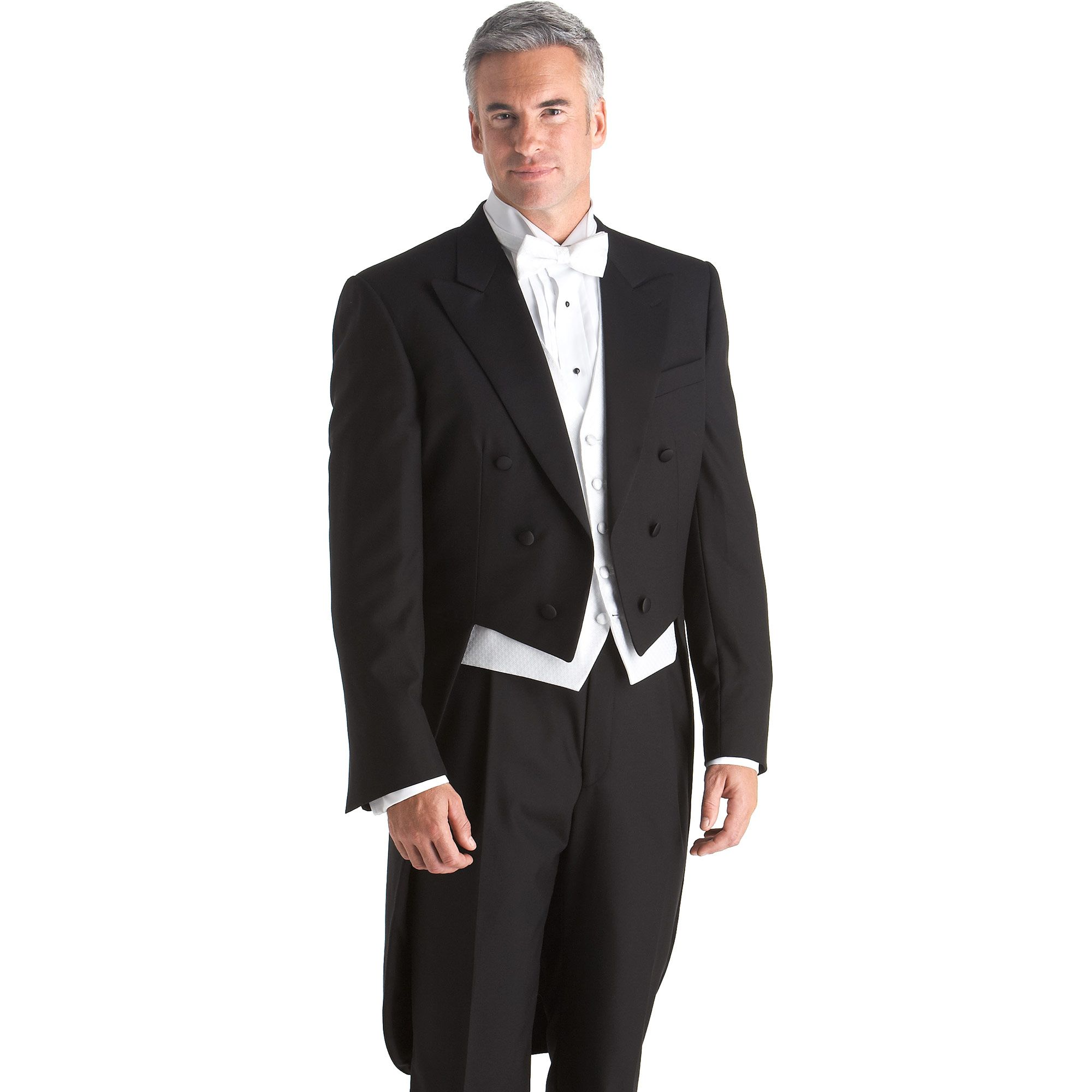 Tail Tuxedo By AHF Design In Black Or