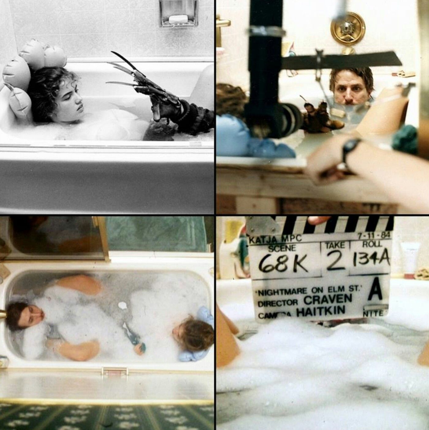 Behind The Scenes Of Wes Craven S A Nightmare On Elm Street 1984