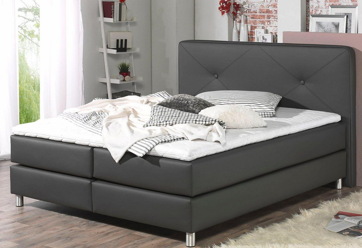 Boxspringbett Inkl Topper Boxspringbett Regal Dekorationen Und