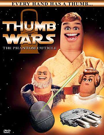 Thumb Wars - freaking hilarious