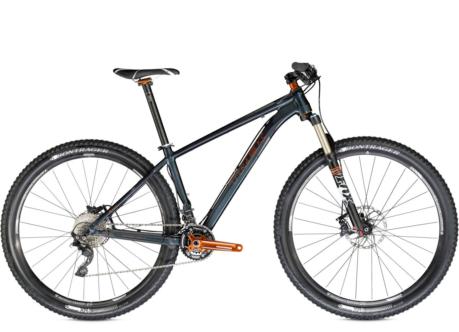"""Singletrack Trail: Stache 8. Stache blends 29er hardtail mountain bike simplicity with trail-tuned suspension and spec and a geometry that's constantly whispering, """"Come on. Do it."""" Trail bike perfection."""