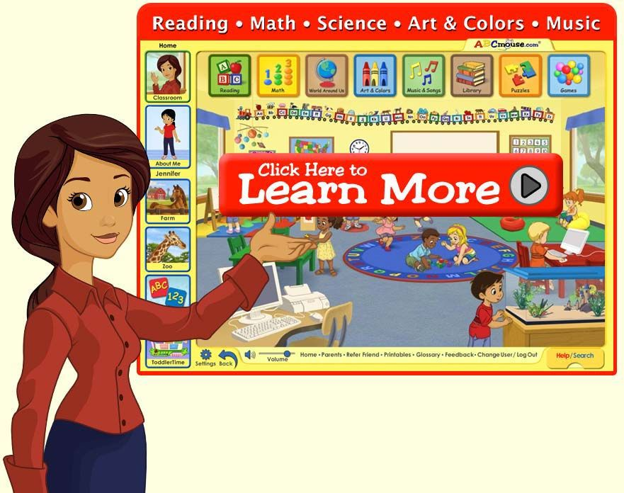 I LOVE this website for my kids at school! It is free for
