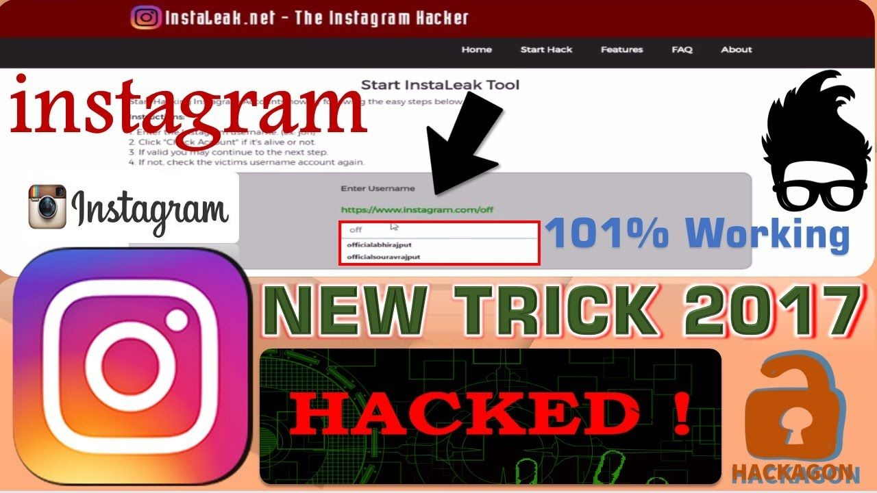 hack instagram account without email address in a short time