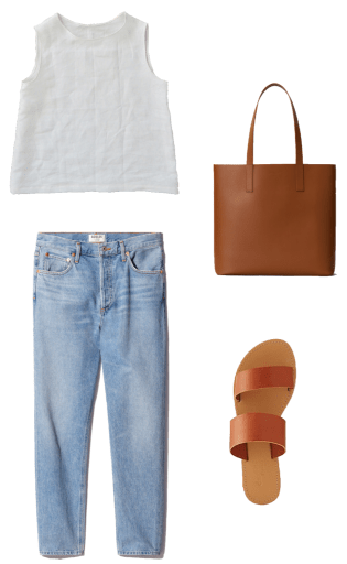 My Summer 2019 Capsule Wardrobe