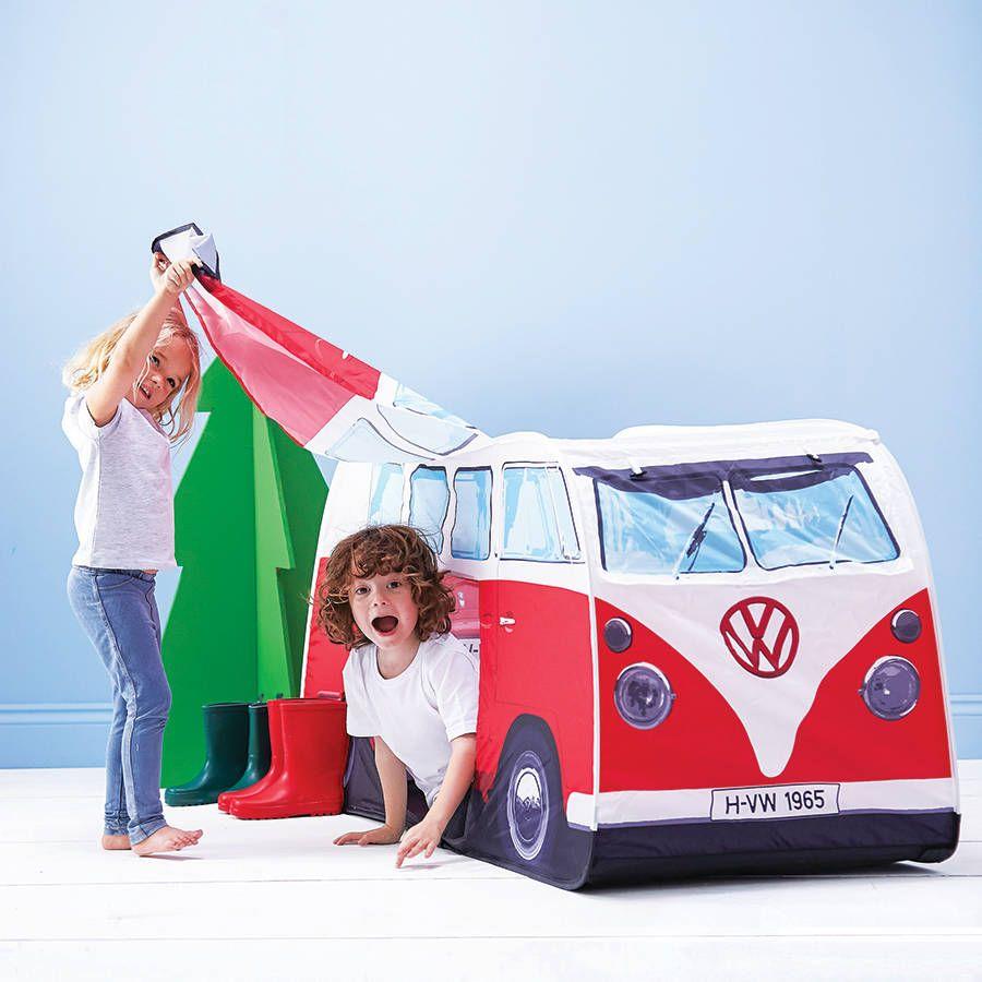vw bus zelt f r kinder lovely toys spielzeug vw bus. Black Bedroom Furniture Sets. Home Design Ideas