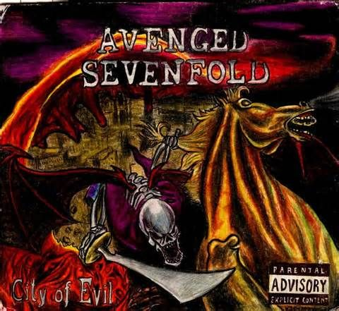 City Of Evil By Hamsterskull City Of Evil Avenged Sevenfold Evil