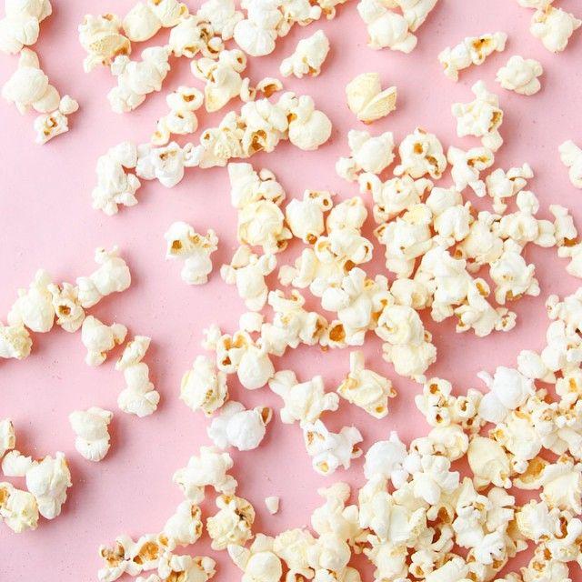Popcorn Wallpaper: Popcorn Is Always A Good Idea