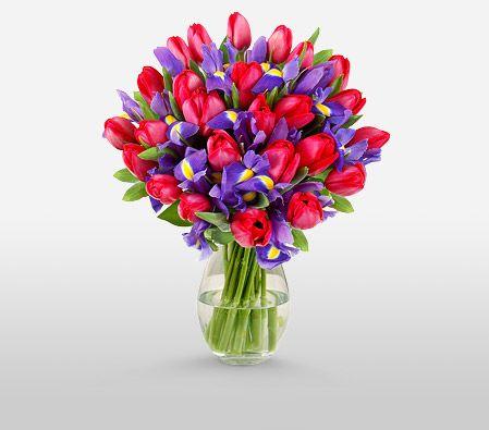 Send Flowers To Uk Same Day Uk International Flower Flower Delivery Uk Valentine Flower Arrangements Valentines Flowers Floral Arrangements Diy