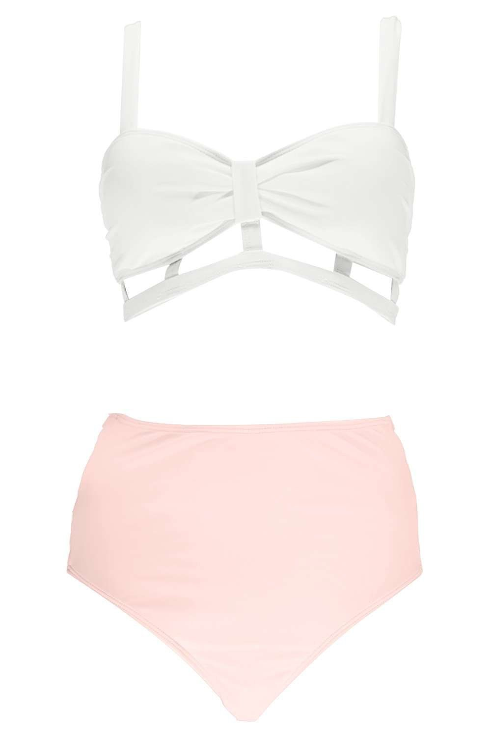 f8eec4cf74705 11 High Waisted Bathing Suits Gigi Hadid Would Love (And So Will You ...