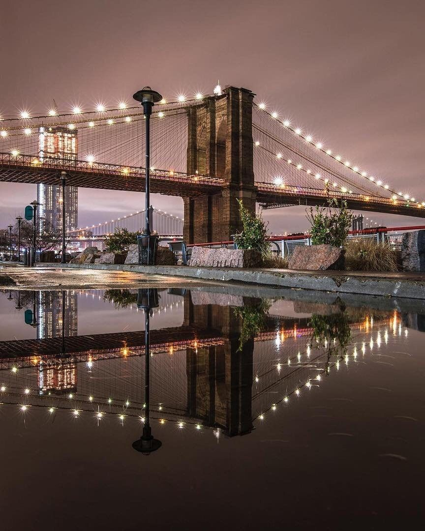 Brooklyn Bridge By Craig's Beds