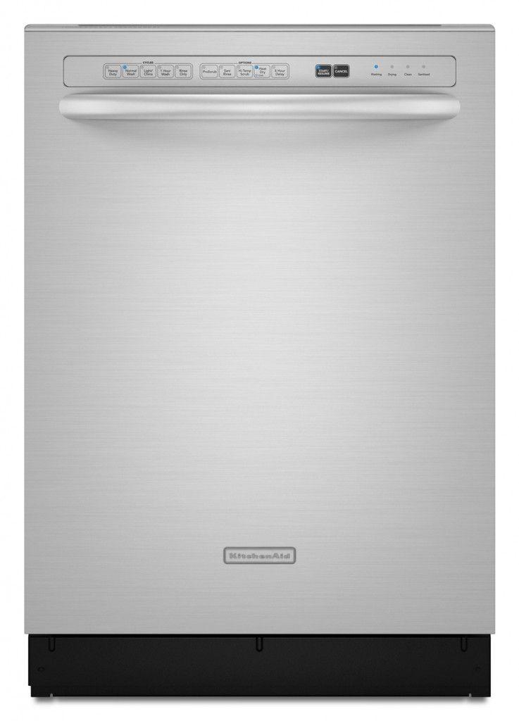 Kitchenaid dishwasher kitchen appliances luxury