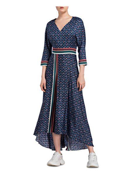 maje Kleid REANNE, Farbe BLAU/ SCHWARZ (Bild 2) | Kleider ...
