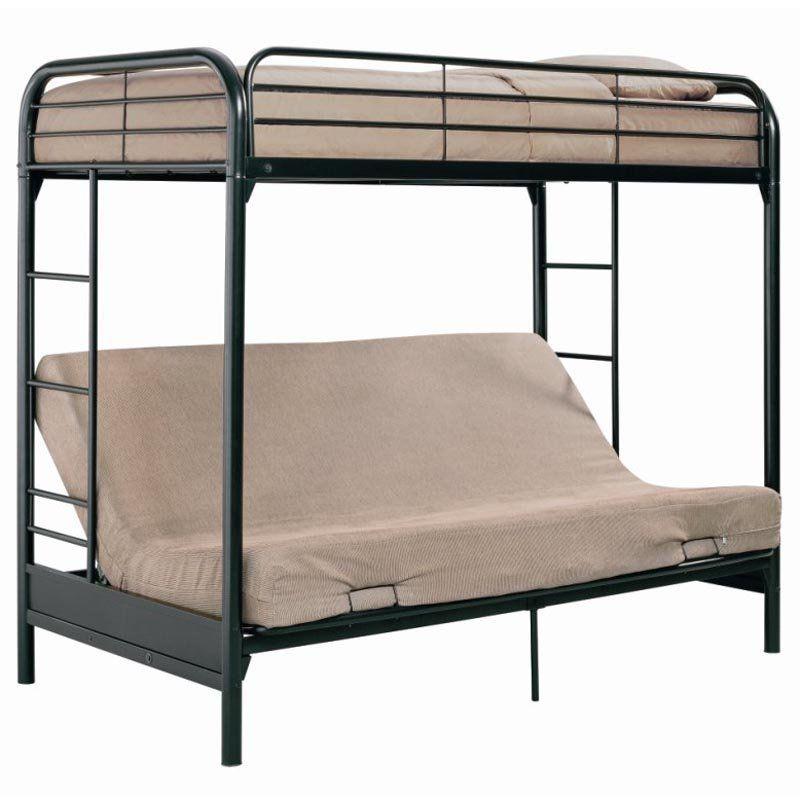 bunk bed barwick twin over futon bunk bed   home   pinterest   futon bunk      rh   pinterest