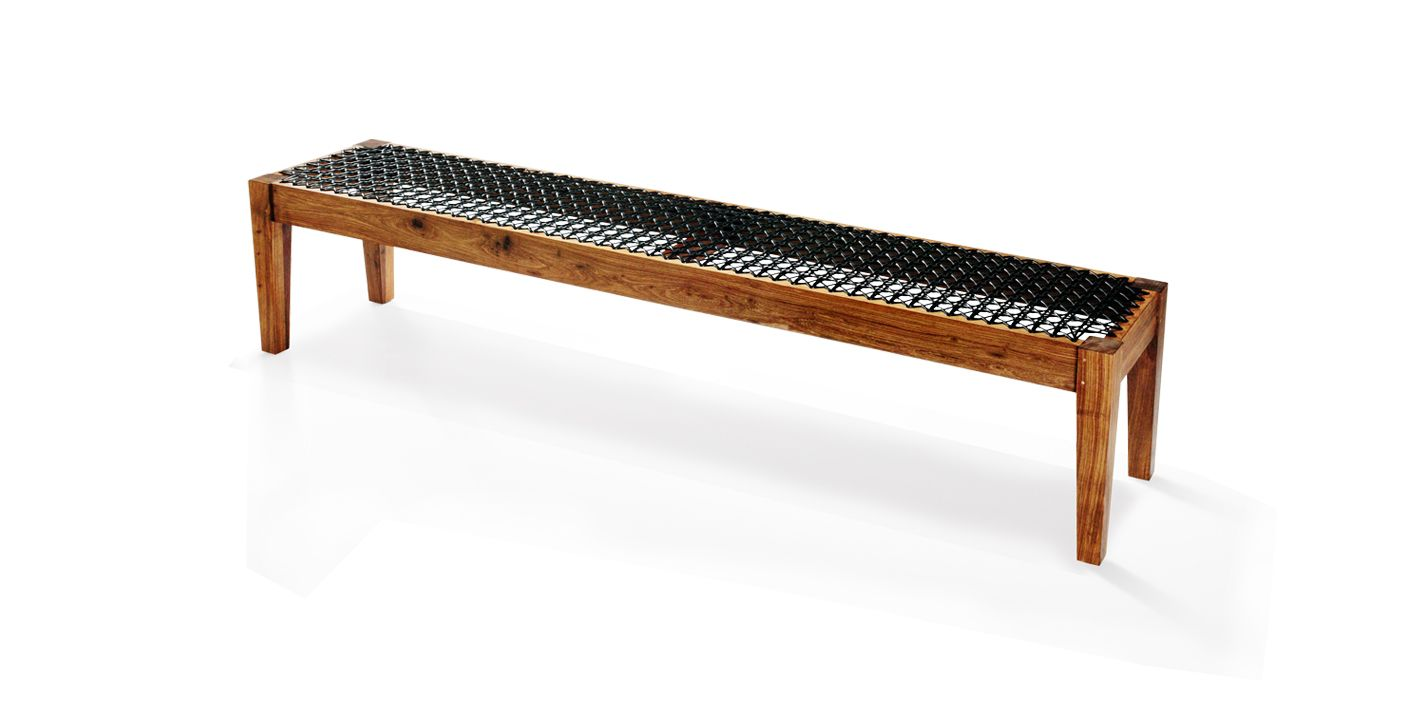 Superb Riempie Bench Inspired By Early Cape Dutch Furniture The Beatyapartments Chair Design Images Beatyapartmentscom