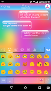 Rainbow Love Emoji Keyboard Download From Our Apps Store Androidworldstore Emoji Keyboard Best Emoji Keyboard Android Keyboard