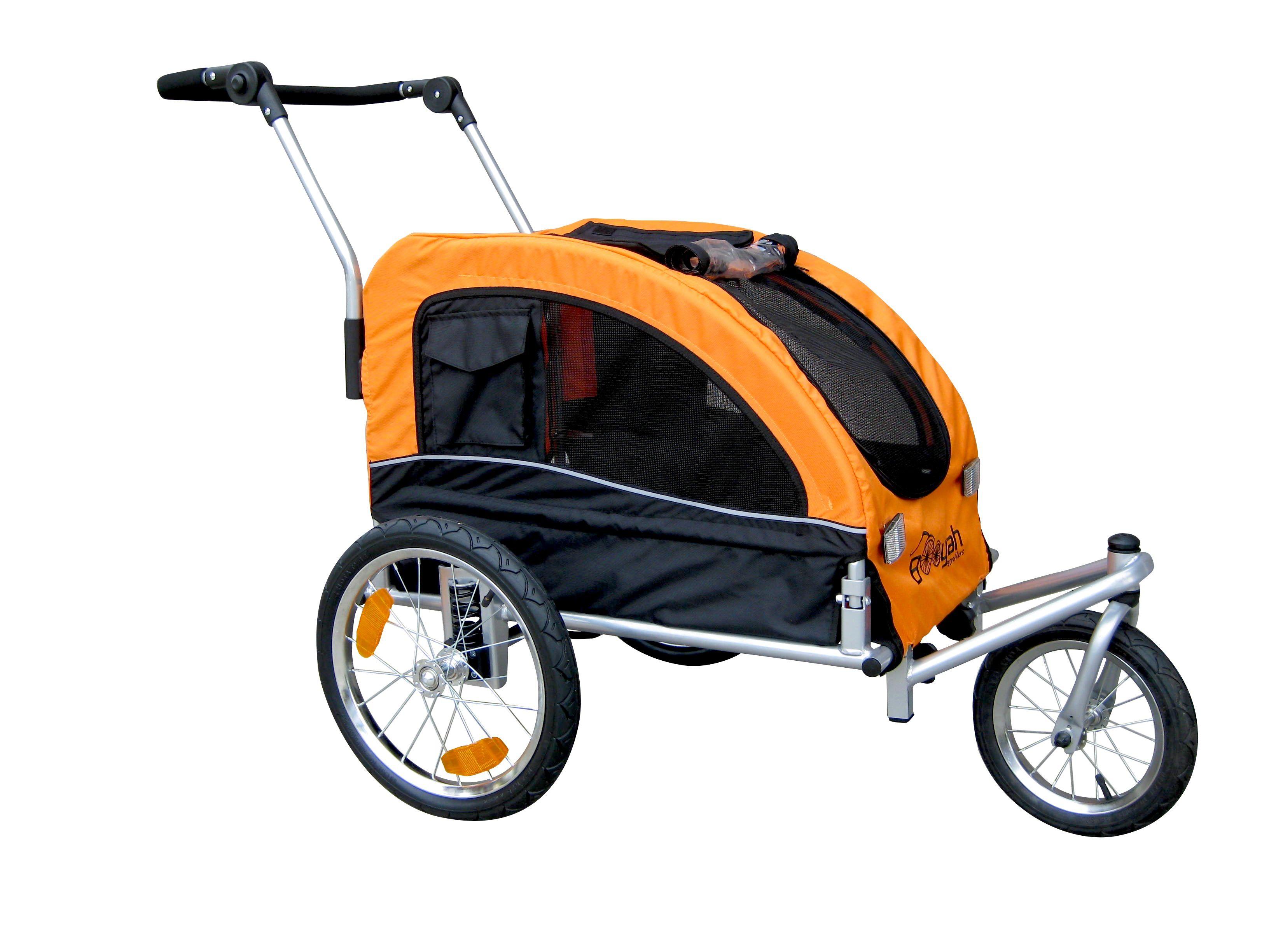Elegante Hund Kinderwagen Combo Inspiration Zu Renovieren