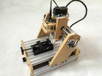 Laseraxe Diy Mini 3 Axis Usb Desktop Cnc Router Wood Pcb