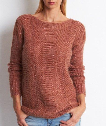 pull mohair maille scintillante vieux rose etam knitting pinterest boutique de lingerie. Black Bedroom Furniture Sets. Home Design Ideas