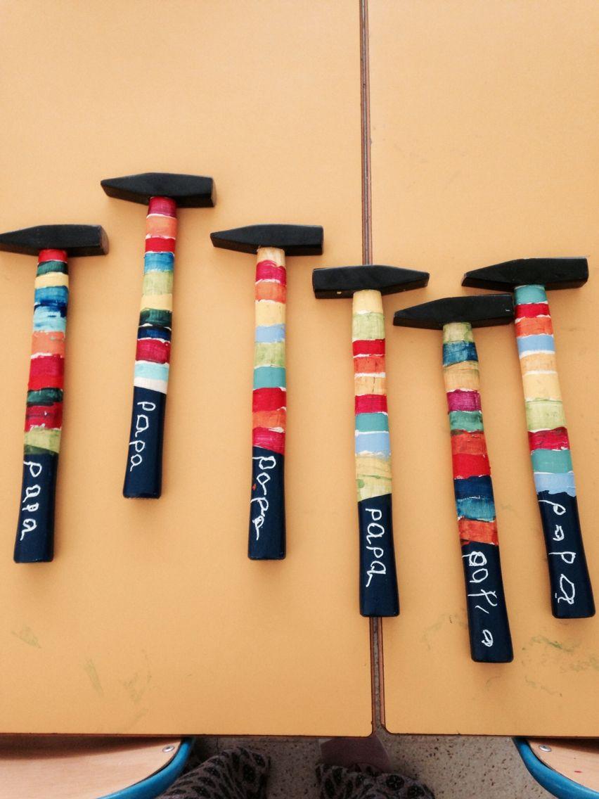 marteau pour papa a faire chez mon atelier en ville pinterest marteau papa et le pere. Black Bedroom Furniture Sets. Home Design Ideas