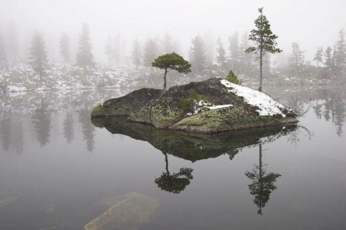cute little island