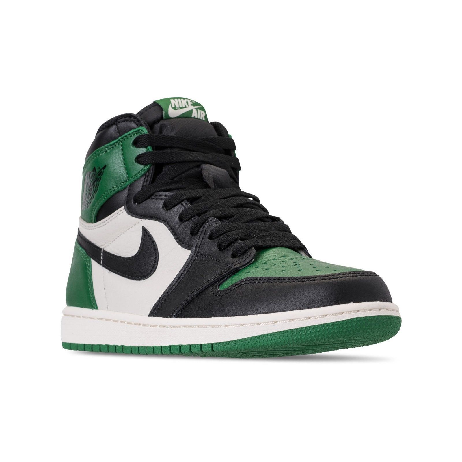 44382a11d509 Details about Air Jordan 1 Pine Green Retro High OG 555088 302 ...
