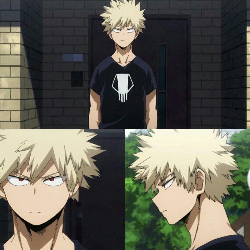 Bakugou Katsuki Bnha Season 3 Cap 12 My Hero Academia Shouto My Hero Hero