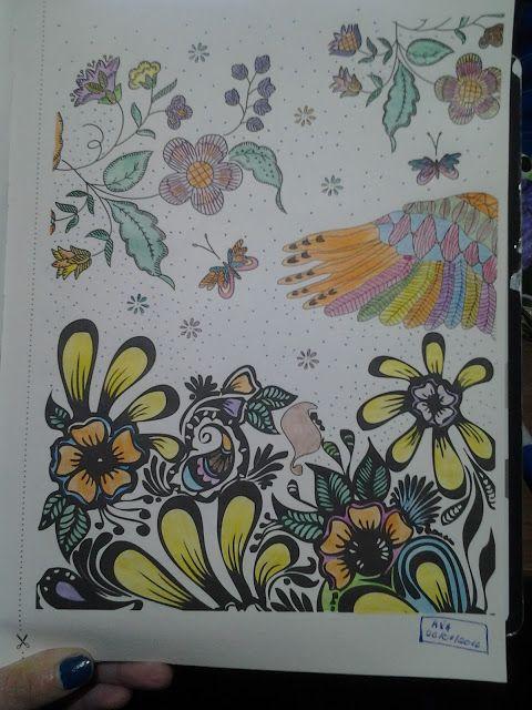 Canto da =Domino(: #Colorido!
