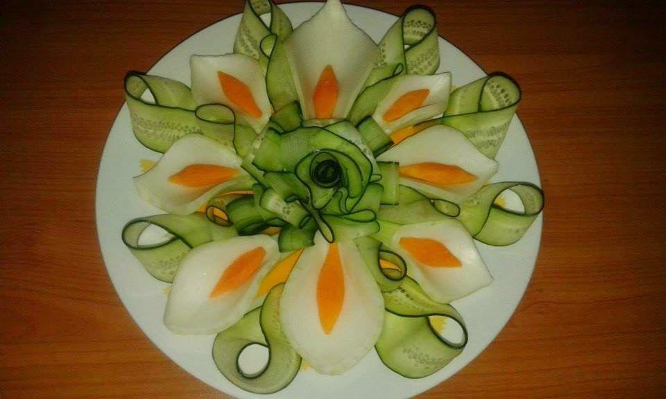 Crie e Faça Você Mesmo: Algumas idéias criativas incrível salada