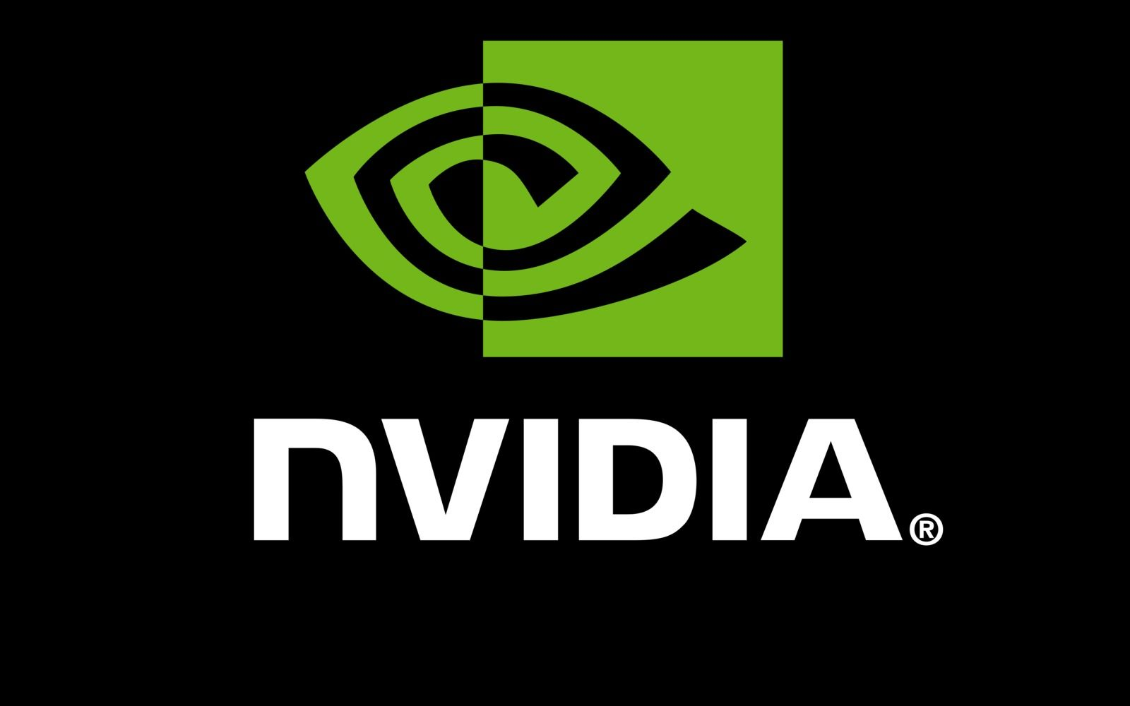 Nvidia Logo Wallpaper Forwallpaper Com Cong Nghệ