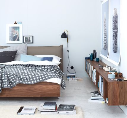 Wohnideen Schlafzimmer Studenten ruhiges reich für leseratten schlafzimmer zum träumen living at