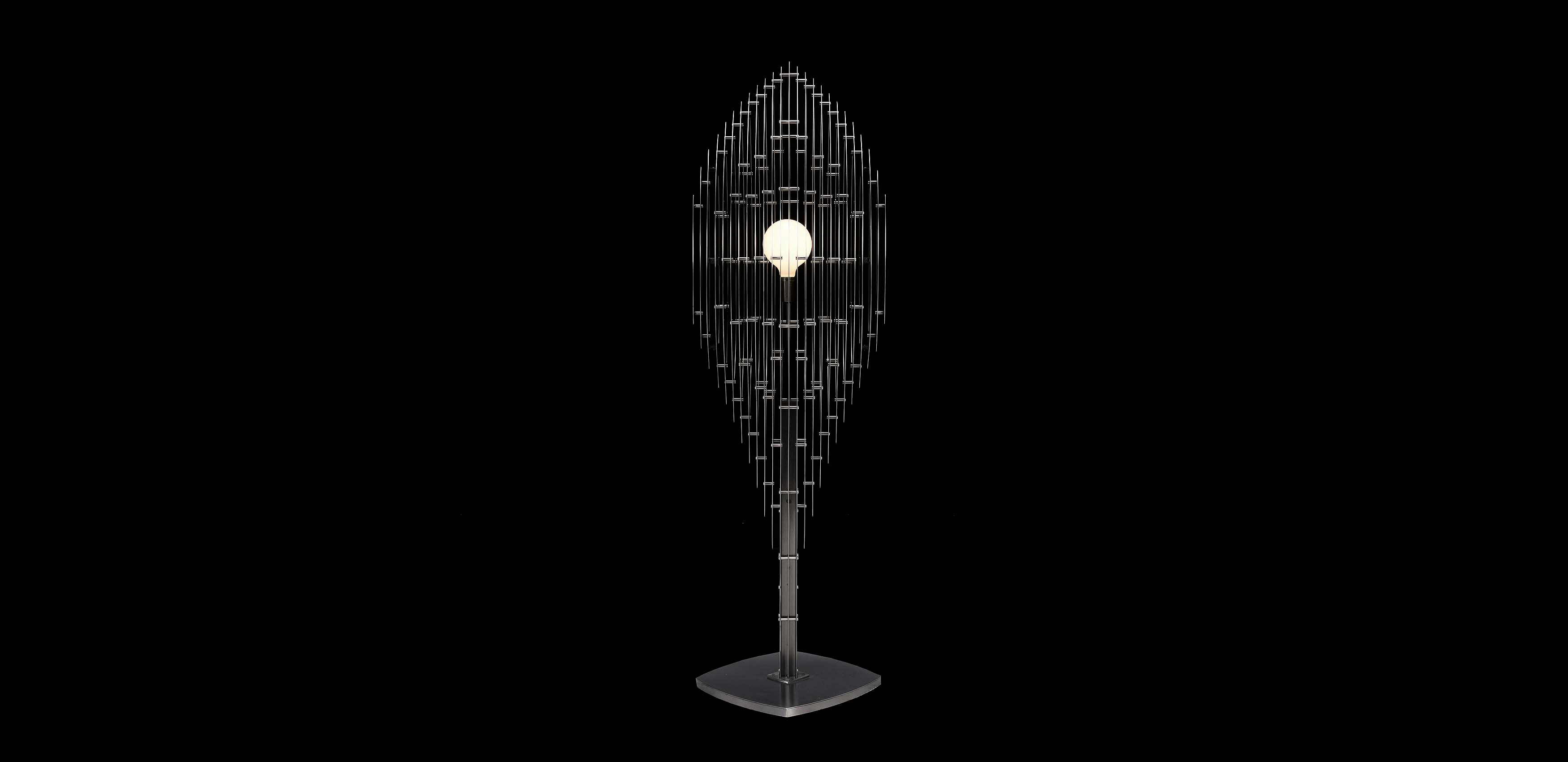 Floor Lamp Ghost | Timothy Oulton | Floor lamp, Sculptural