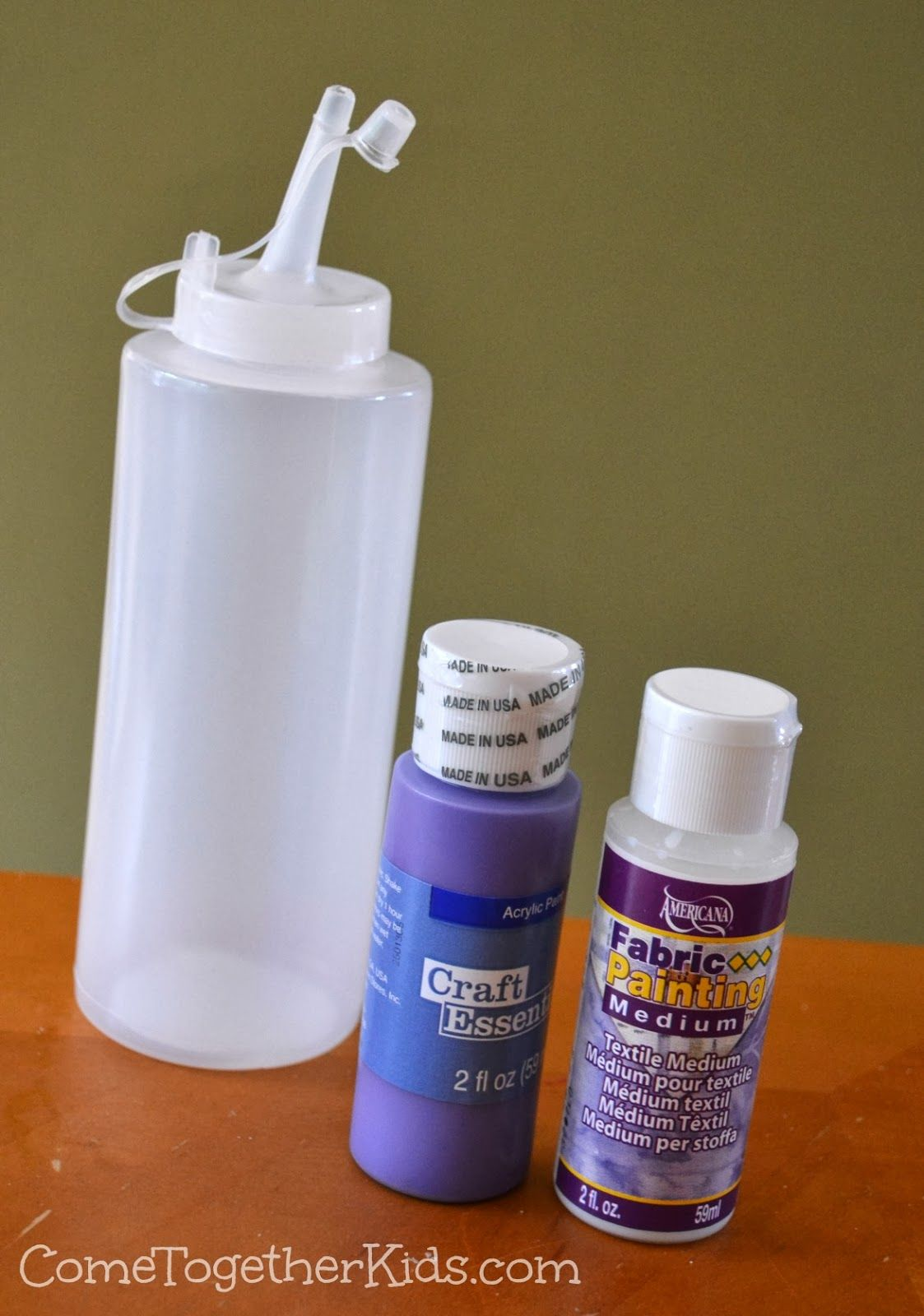 picture How to Dye Acrylic Plastic
