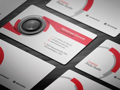 55 Best Psd Business Card Templates