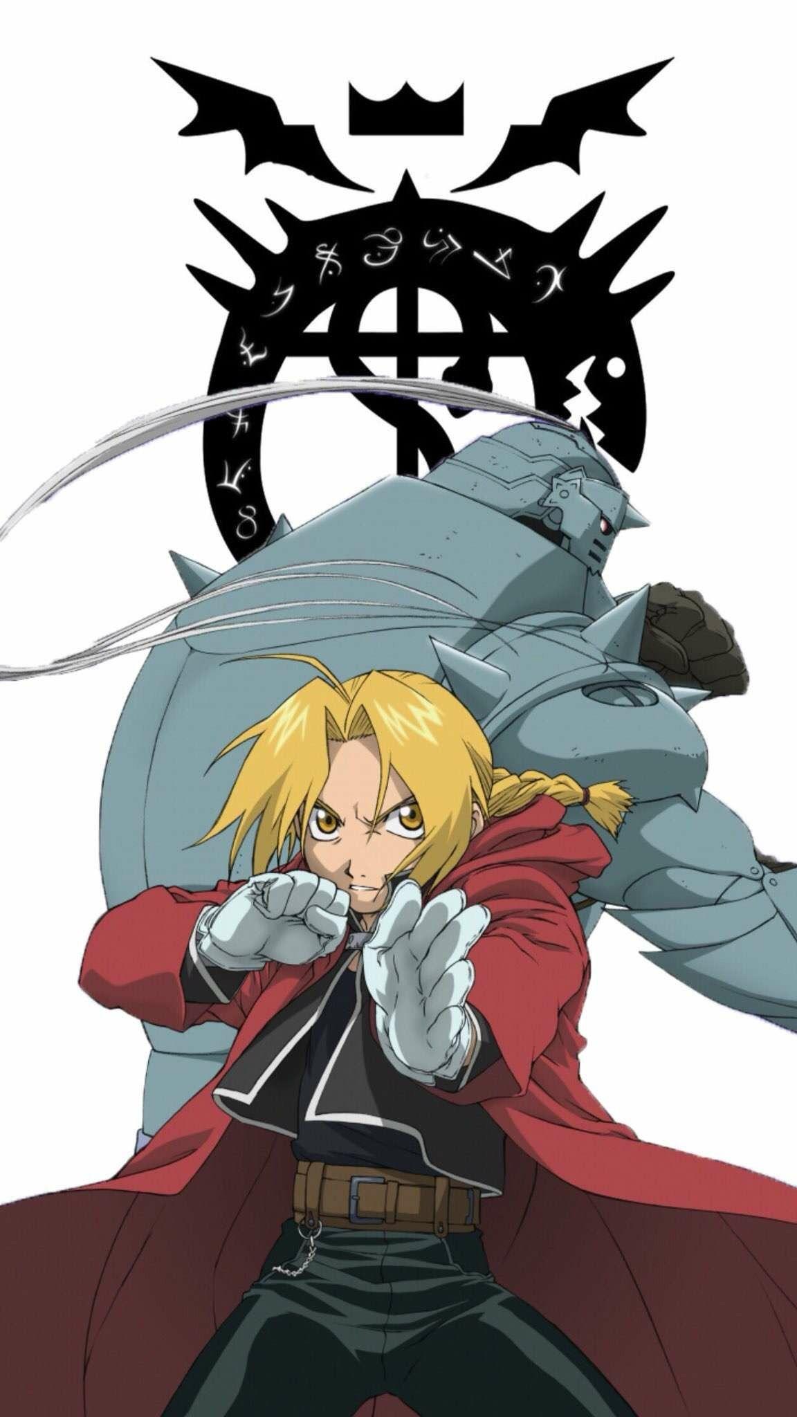 Pin by Emily Murdock on Fullmetal Alchemist Anime