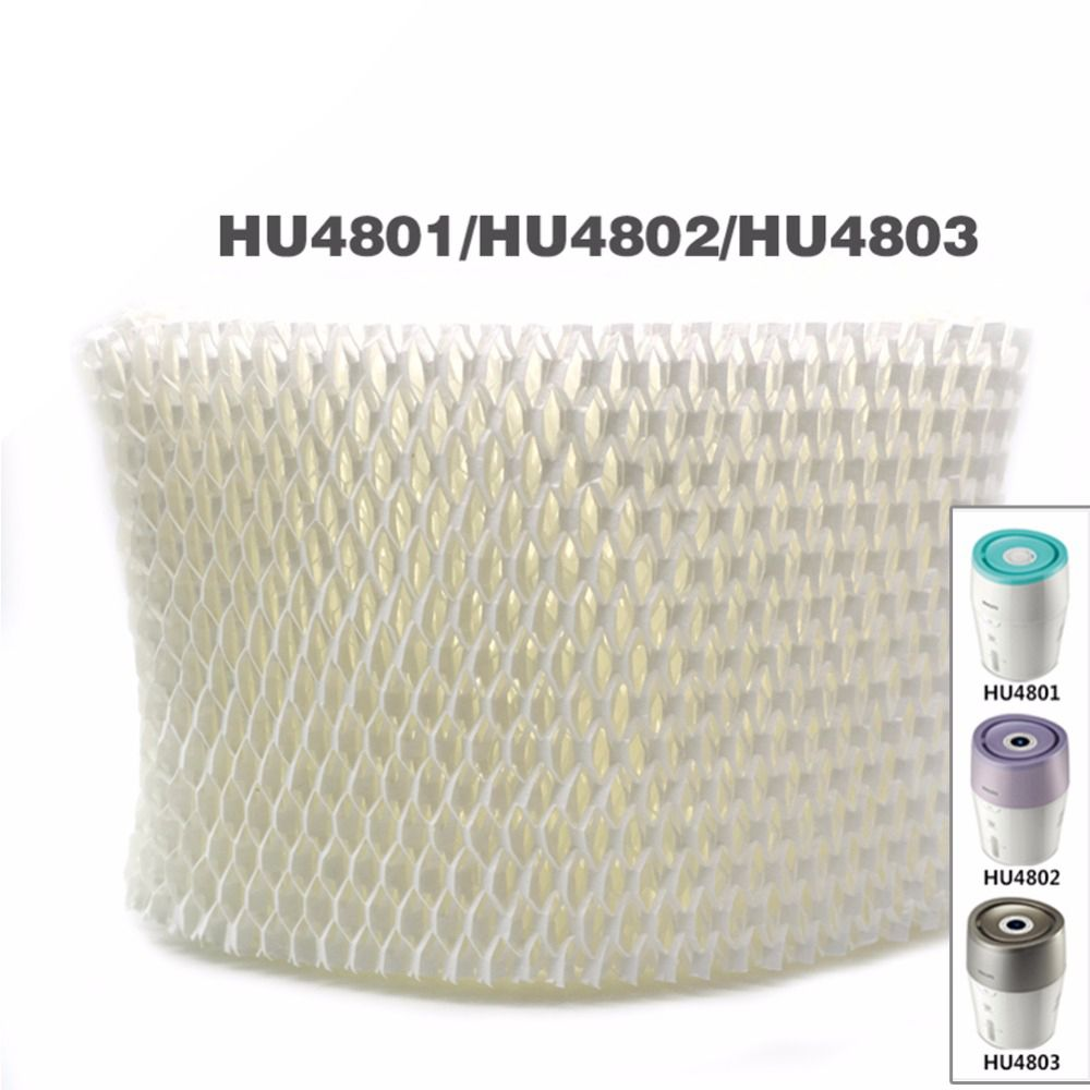 Fashion Style Top Quality Can Track Air Humidifier Hu4102 Hepa Filter For Philips Hu4801 Hu4802 Hu4803 Free Post Home Appliance Parts Humidifier Parts
