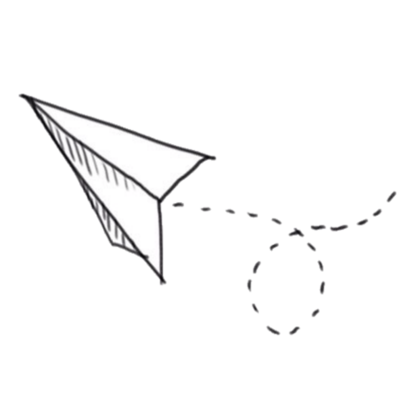 Plane Ucak Sky Paper Paperplane Pink Aesthetic Icon Overlay Background Tumblr Doddle Black White Sim Overlays Tumblr Instagram Icons Paper Plane