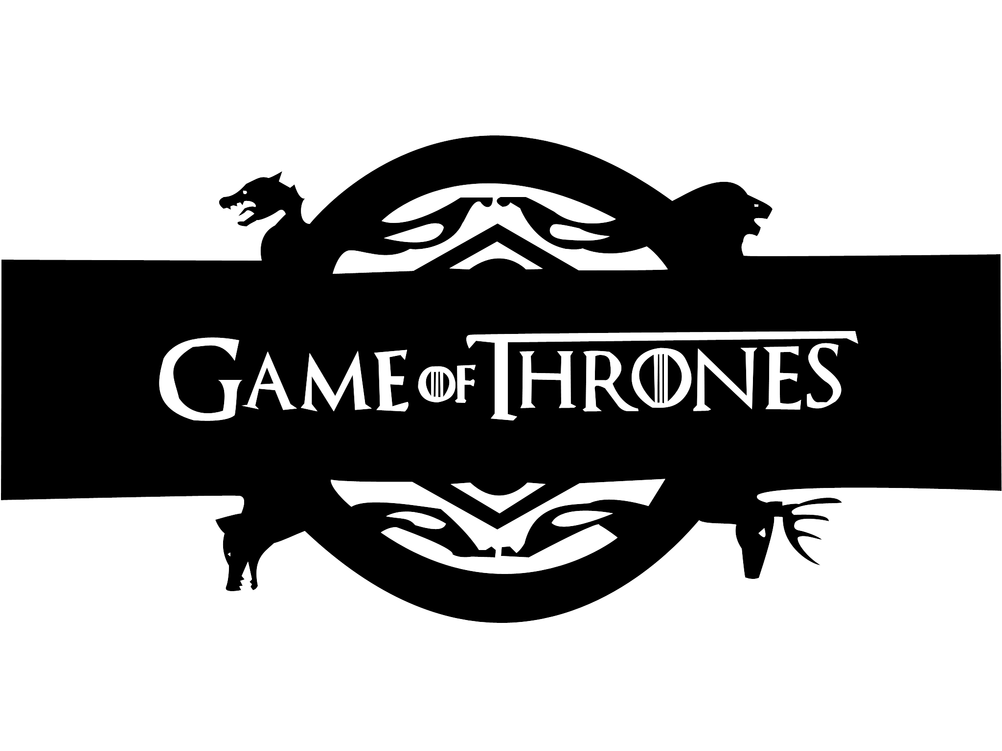 Dramatic image intended for game of thrones stencil printable